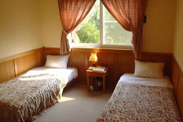 フライングジープ2人部屋